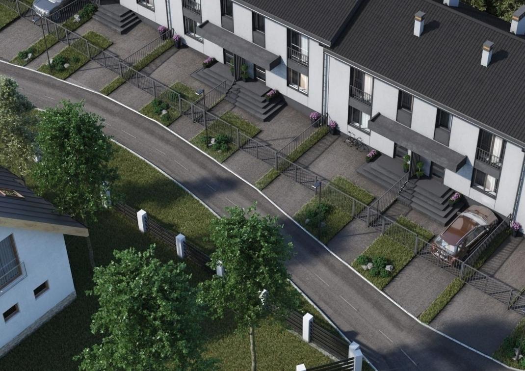 Таунхаусы «Smart Village»